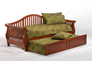 Futon Day Bed Trundle