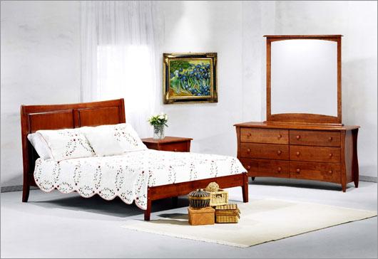 Futon Platform Bed Collection