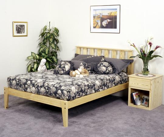 Rosa Platform Bed