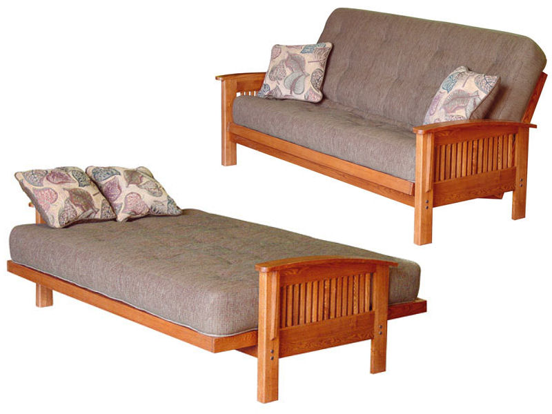 futon sofa and bed