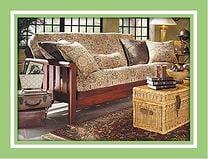 futon sofa roomset