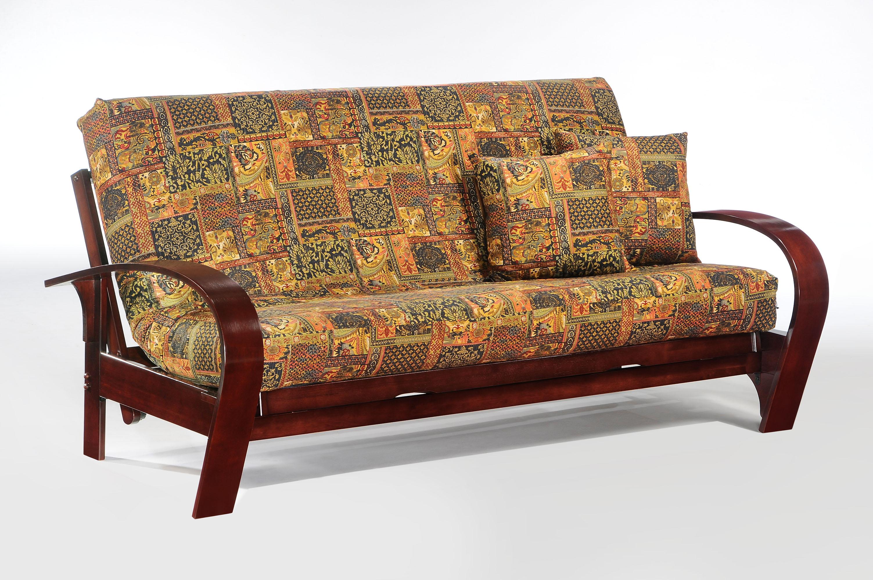 contemporary futon frame memphis