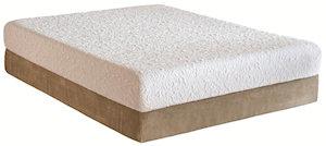 memory gel foam mattress