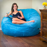 large bean bag