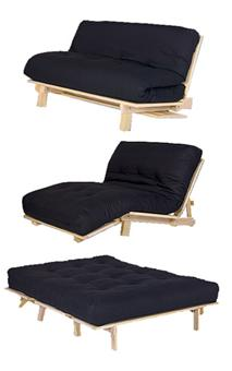 twin futon lounger dorm     how to decorate your dorm room with futons  rh   futonstore memphis