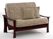 loveseat futon