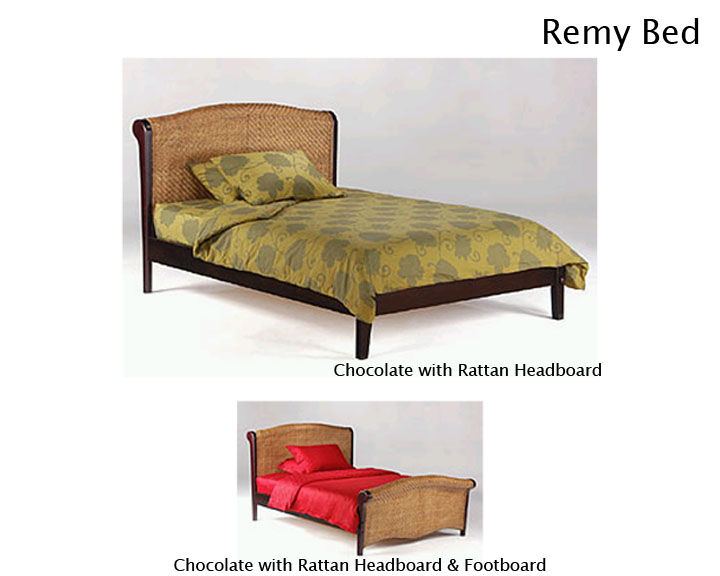Platform Beds Amp Bedroom Furniture Rattan Platform Bed