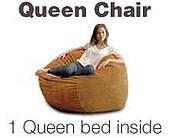 queen size bean bag
