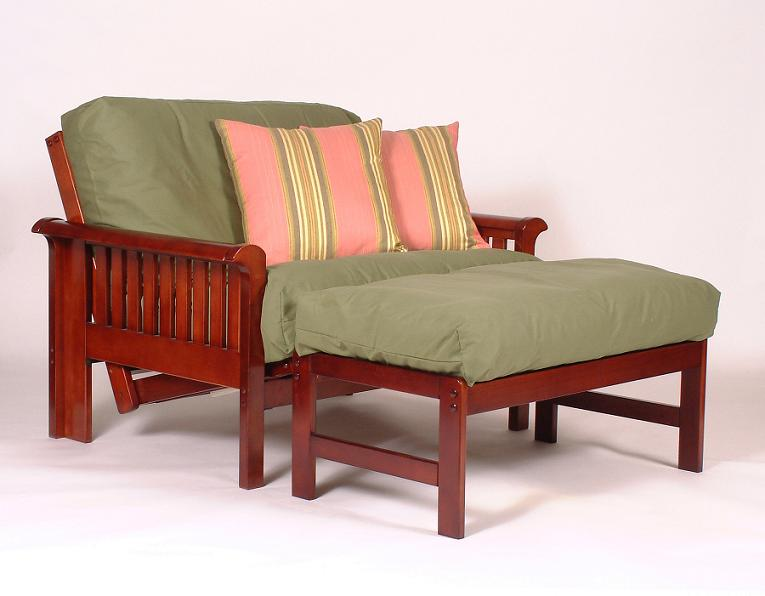 Futon Loveseats: Small Futons Built ForTwo.