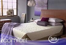 Serta iComfort mattress memphis