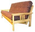 unfinished full futon