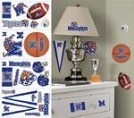 Memphis Tigers Decorations