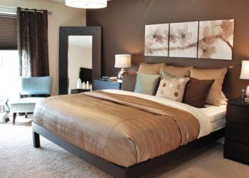 go modern with a platform bed. beautiful ideas. Home Design Ideas