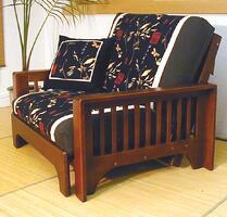 futon twin longer