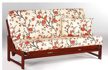 armless futon