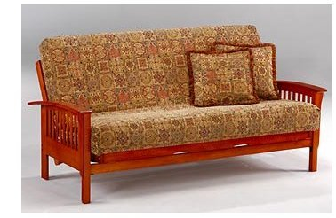 ... full futon