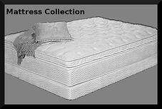 innerspring mattress set