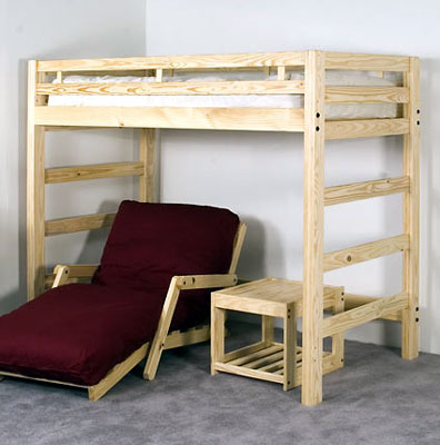 Futon Bunkbeds And Loft Beds