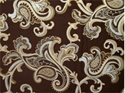 Campari futon cover