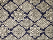 Mindigo colored futon cover