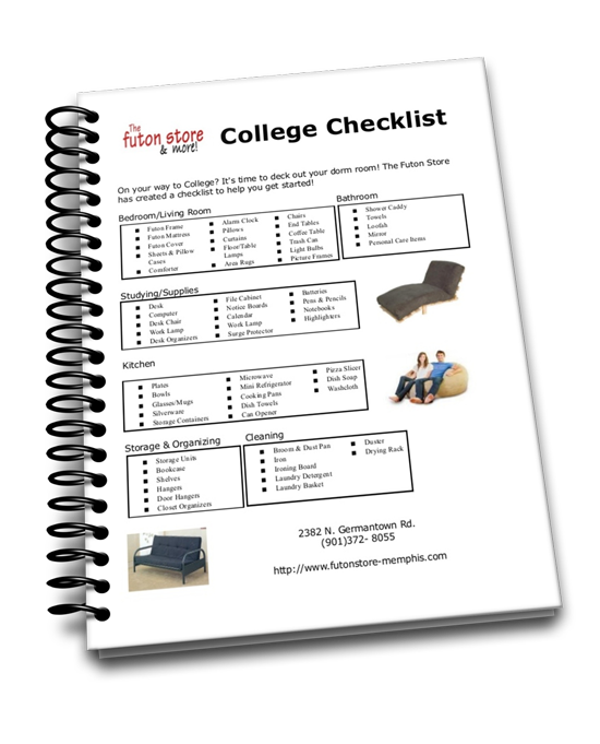 A 5-Step Campus Living Checklist for College Students
